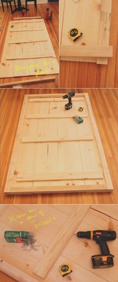 *** perfect and cheap- and can be customized for narrow size***. How to Build a Dining Room Table and Bench