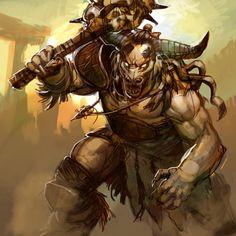 Karn, the Minotaur - Castle Age Wiki