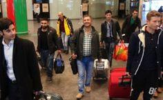 Se registraron incidentes en el aeropuerto de Moscú entre ciudadanos turcos y guardias fronterizos, quienes los deportan de nuevo a Turquía.
