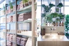Flagshipstore Interio near Vienna by the austrian interior design studio the black square