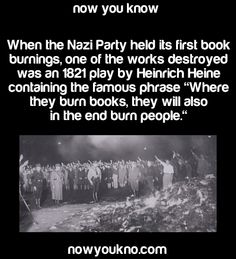 ๏̯͡๏﴿ Its a Fact -- scary!! Stop burning & banning books!! If you don't agree with the message just don't read that book, stop interfering with others learning!