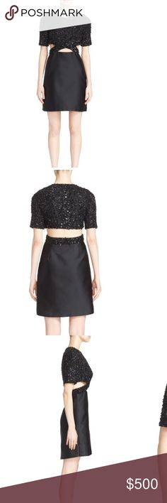 3.1 Phillip Lim embellished cutout dress Brand new with tags. No flaw or alteration. 3.1 Phillip Lim Dresses Midi