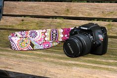 This is so brilliant, what a super cute way to style up your camera!