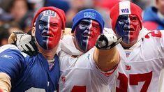 New York Giants' Fans!