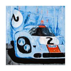 Gulf Porsche 917 #porsche
