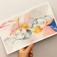 Read ♡《Namjin》♡ (editando) from the story ♡Fanarts e Imágenes Sin Censura de BTS♡ by (💜PurpleYou💜) with reads. Namjin, Bts Eyes, Chibi, Fanart Bts, Kpop Drawings, I Love Bts, Bts Wallpaper, K Pop, Art Inspo