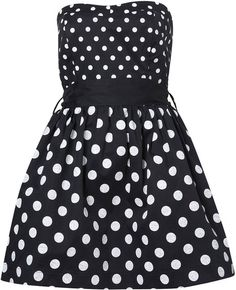 Topshop Bandeau Dress By Wal G in Blue (navy blue)