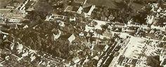 Neidenburg Luftbild. 1915.