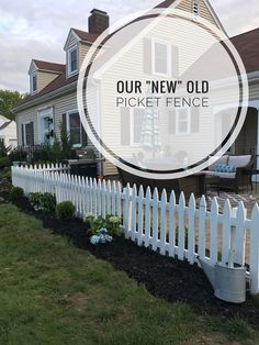 """Our """"New"""" Old Picket"""