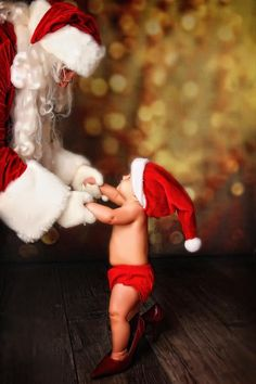 Christmas Magic-reminds me of dressing as Mrs.Claus and visiting my grandchildren...