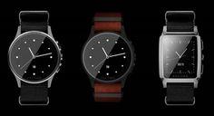 Vector Luna Y Meridian Smartwatch