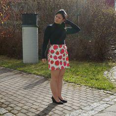 Arielle skirt, muslin
