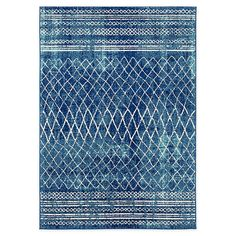 The Surya Elaziz Rug will add eclectic charm to your home decor. This meticulously woven rug ensures long-lasting durability and features a traditionally inspired design that exemplifies timeless styles of elegance, comfort, and sophistication. Dark Blue Rug, Aqua Blue, Transitional Area Rugs, Transitional Style, Jaipur, Home Decor Trends, Throw Rugs, Woven Rug, Blue Area Rugs