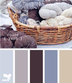 Color yarn inspiration