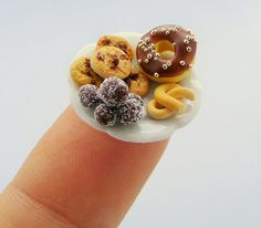Amazing Miniature Food Sculptures By Shay Aaron