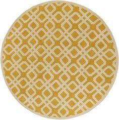 Transit Madison Yellow/Ivory Area Rug