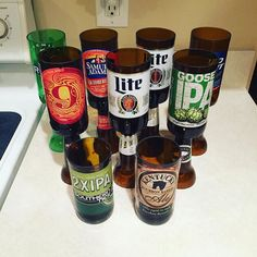 Next round of #beer #bottle #candles. We have some #unique ones in this round. #gooseisland #ipa and #southerntier #2xipa are 2 of my #favorite beers. #magi chat #number9 and #kentuckybourbonbarrelale are also great #kentucky #bourbonbarrel #ale #beerstagram #beerporn #beersofinstagram #etsylife #etsy #etsyseller #etsylove #etsysellersofinstagram #etsygifts