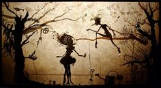 inspiration abounds: the stories from the ground shadow puppetryYou can find Puppets and more on our website.inspiration abounds: the stories from the ground shadow p. Shadow Art, Shadow Play, Shadow Theatre, Shadow Puppets, Stop Motion, Faeries, Paper Art, Fantasy Art, Fairy Tales