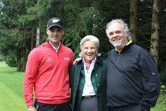 #MartinKaymer #SigneReich #mercedesbenzhugobosstrophy am #golfclubkitzübhelschwarzsee