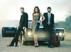 I am in love with Lady Antebellum