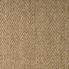 Alternative Flooring Sisal Carpeting in  Herringbone Runner Harestock