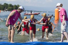 Introducing Your Kids To Triathlon