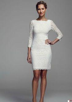 davids bridal rehersal dinner dress