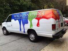 Partial van wrap by TechnoSigns | Flickr - Photo Sharing!