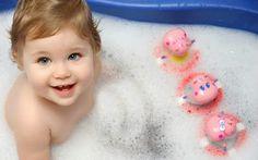 Produse cosmetice bio pentru bebelusi