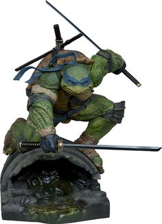 TMNT Leonardo Statue by Sideshow Collectibles | Sideshow Collectibles
