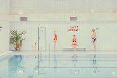 Painting-Like Swimming Pool Photography – Fubiz Media