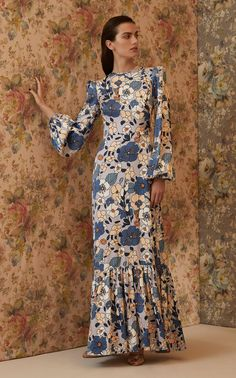 3899a2a06372 Belle Bow Dress by THE VAMPIRE S WIFE for Preorder on Moda Operandi Crepe  Dress