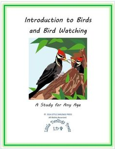 Introduction to Birds and Bird Watching Unit