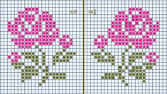 This post was discovered by Heike Deckert. Discover (and save!) your own Posts on Unirazi. Tiny Cross Stitch, Cross Stitch Cards, Cross Stitch Borders, Simple Cross Stitch, Cross Stitch Alphabet, Cross Stitch Flowers, Cross Stitch Designs, Cross Stitching, Cross Stitch Embroidery