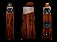 Kawero Classic Loudspeakers in New York, more news on hifipig.com