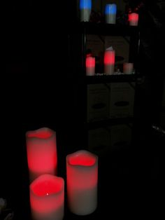 BOLD • BRIGHT • INDIVIDUAL #candles at the 2014 Port Elizabeth HOMEMAKERS Expo