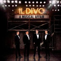 Review of Il Divo 'A Musical Affair'