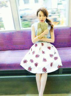 森絵梨佳 Mori Fashion, Cute Fashion, Fashion Models, Ladies Fashion, Beautiful Goddess, Beautiful Asian Women, Japanese Beauty, Japanese Girl, Asian Beauty