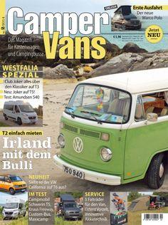 Het blad CamperVans - http://www.campingtrend.nl/campervans/