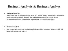 Root Cause Analysis Templates  Business Analysis Templates