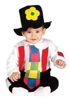 Disfraz de Vagabundo para bebé