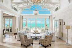 View deals for The Shore Club Turks and Caicos. Luxury-minded guests enjoy the free breakfast. Long Bay Beach is minutes away. WiFi and parking are free, and this resort also features 4 outdoor pools. Estate Homes, Home Interior Design, House Interior, Luxury Homes, Luxury Life, Shore Club, Home, Waterfront Homes, Luxury Real Estate