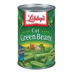 I'm learning all about Libbys Green Beans Cut Blue Lake at @Influenster!