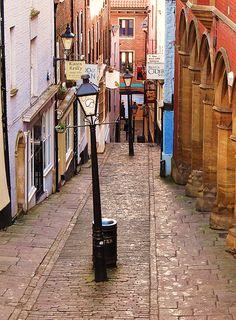 Christmas Steps, England