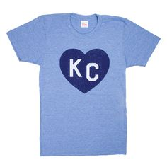 KC HEART | LIGHT BLUE