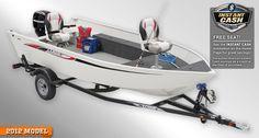 A160T Utility-V Boat