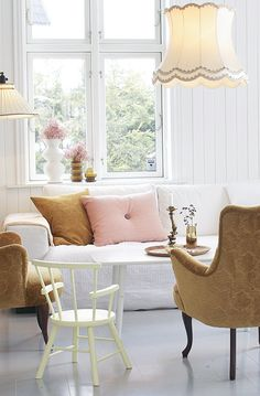 Norske interiørblogger » What a lovely space.