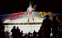 Pulp Fiction – Jack Rabbit Slim's