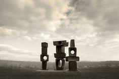 Barbara Hepworth Sculpture at Snape Maltings Suffolk Modern Sculpture, Abstract Sculpture, Sculpture Art, Outdoor Sculpture, Stone Sculpture, Outdoor Art, Garden Sculpture, Snape Maltings, Barbara Hepworth