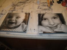 EASY, CHEAP DIY CANVAS PROJECT